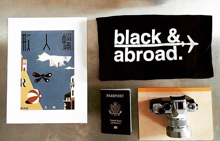 Black & Abroad - Travel Inspiration Urban Travel