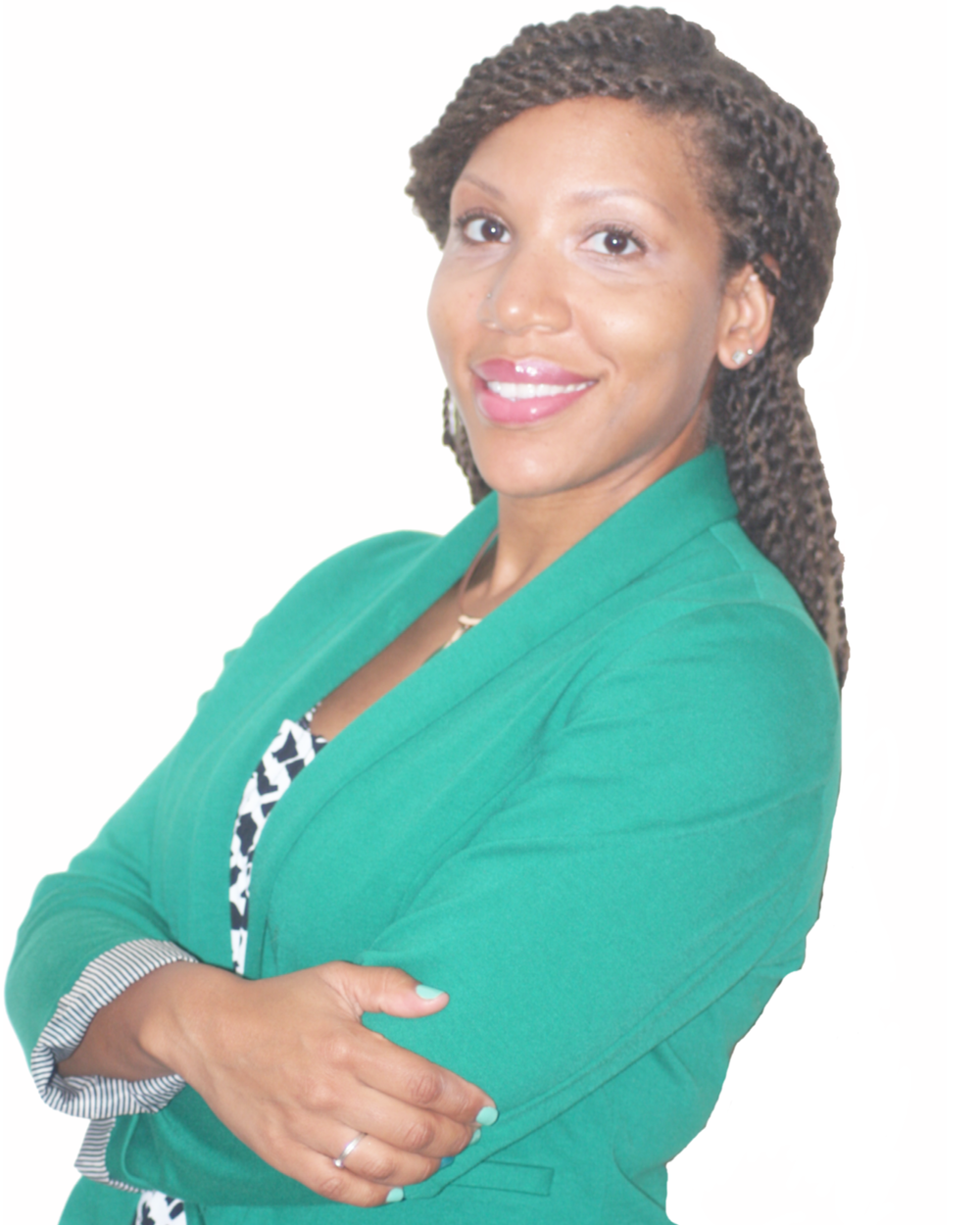 "Career Coach & Strategist: Sherry Smalls owner of ""Reinvented Destiny"""