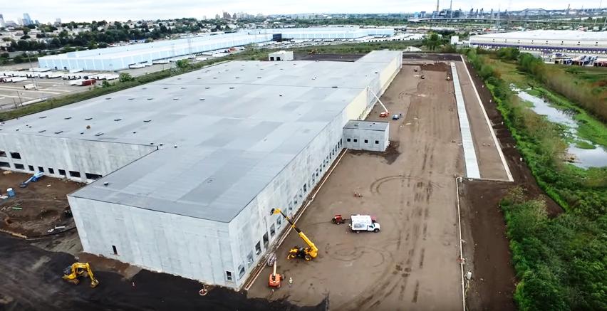 Fed Ex Distribution Warehouse - NJ