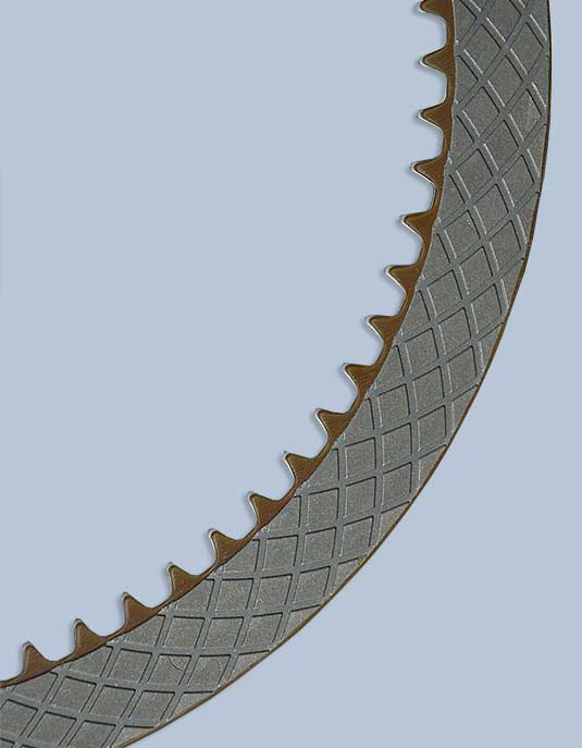 carbon-friction-paper-materials