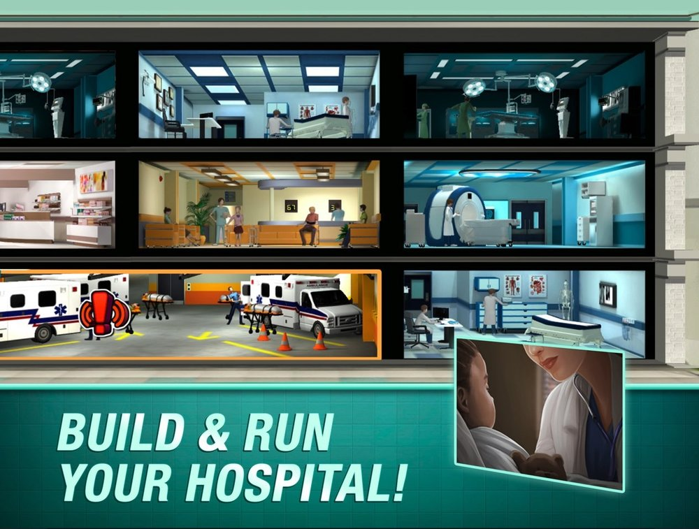 From the more advanced virtual surgery game, Operate Now