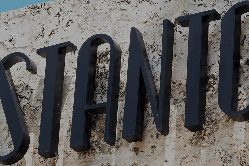 Stanton - Brand Identity & Signage