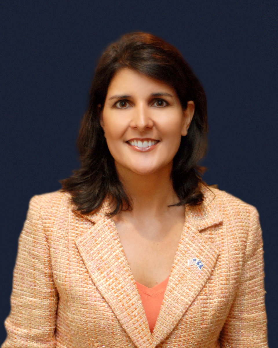 Nikki Haley