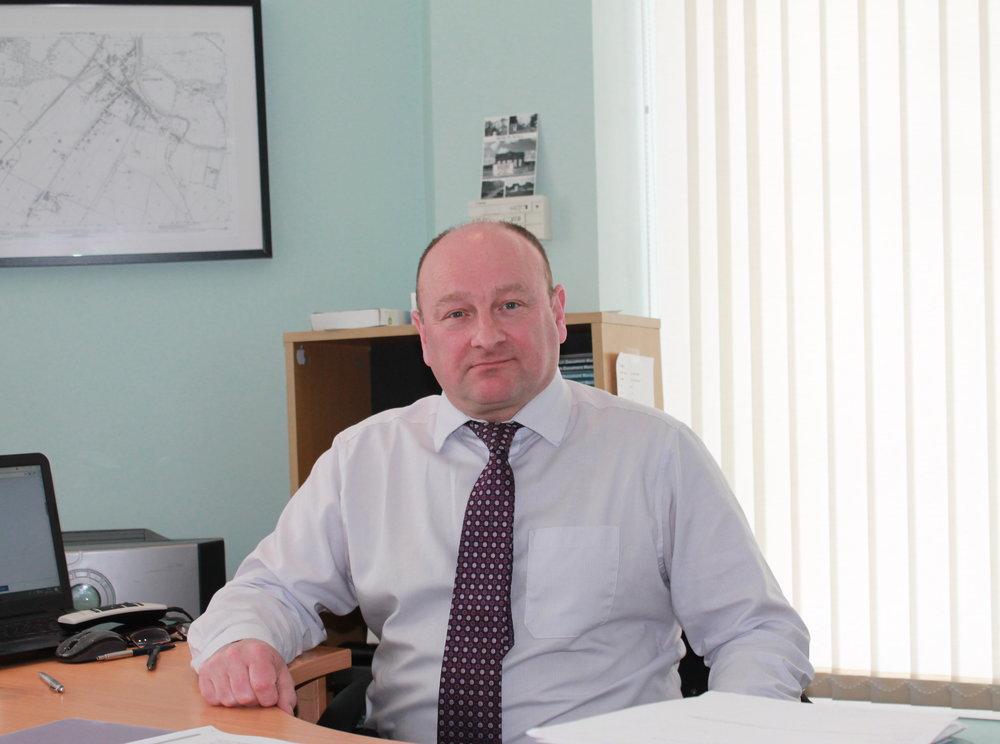 John Hall - Partner with McAuley McCarthy & Co