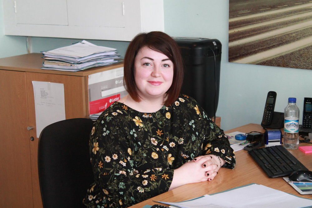 Suzanne Bagnall - Trainee with McAuley MCarthy & Co