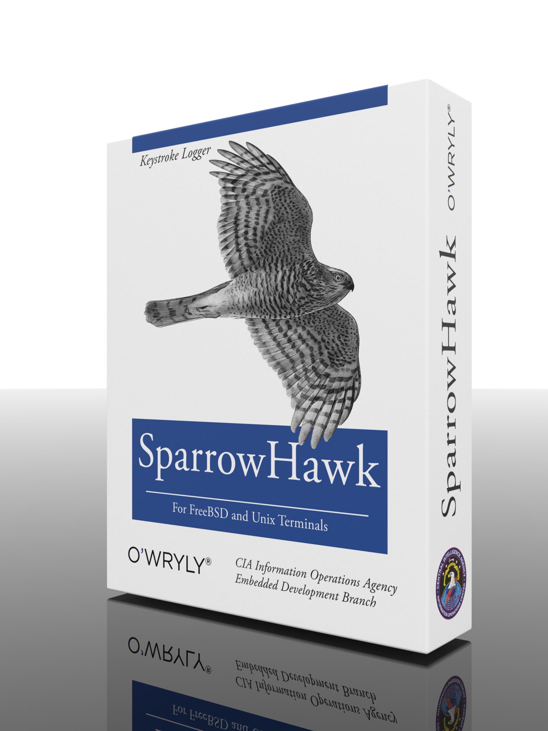 Sparrow Hawk — Open Vault