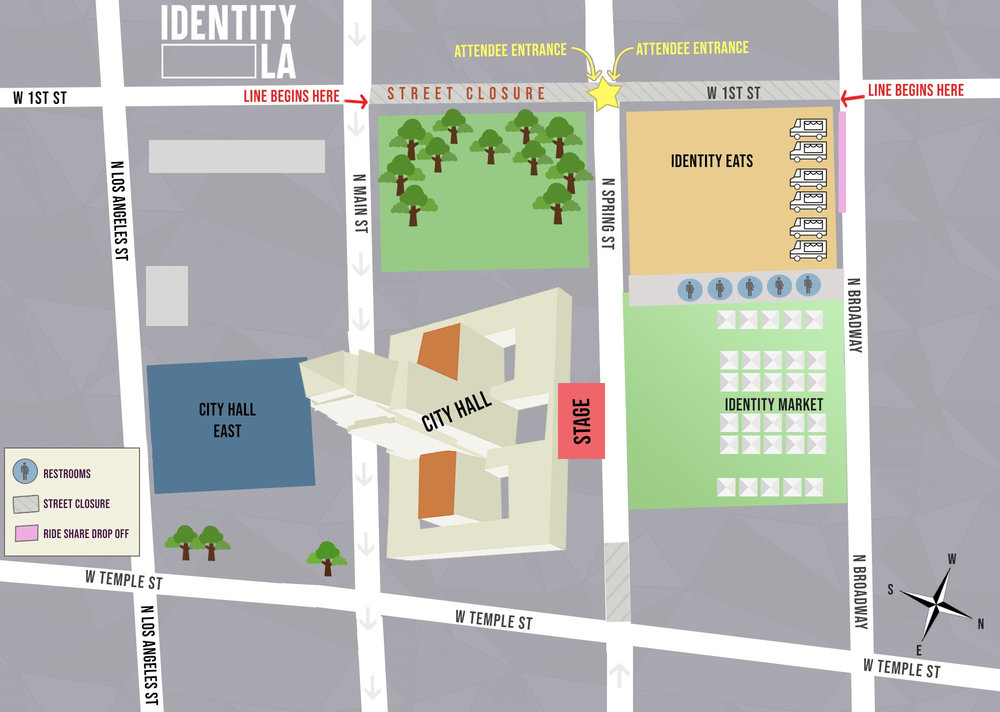 Identity La Day Of Info Identity La 2018