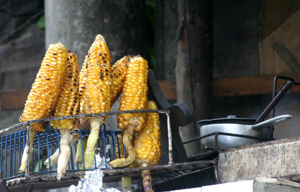 senor corn street vendor