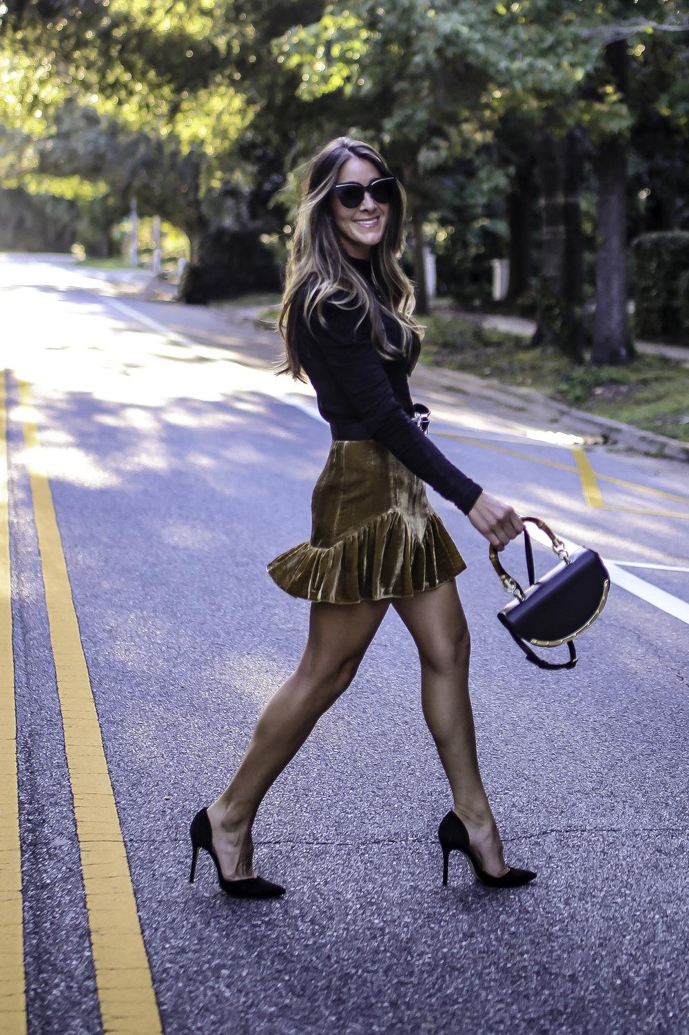 loveshackfancy skirt