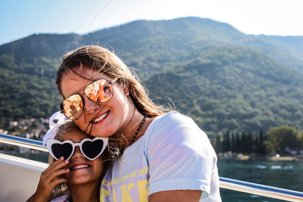 boat tour montenegro kotor bay
