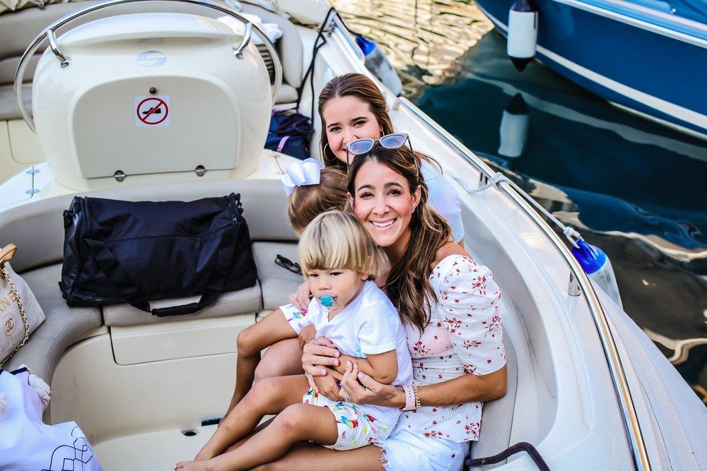boat tour montenegro