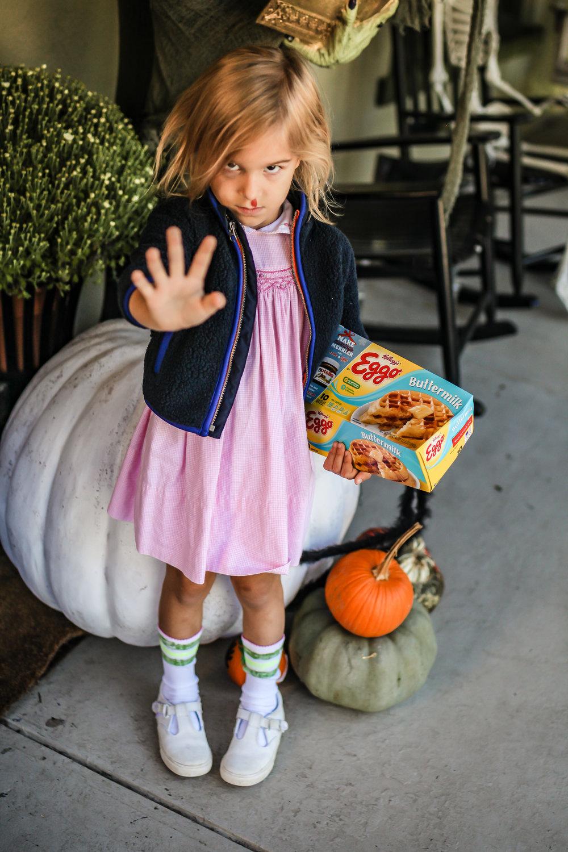 Eleven Stranger Things Costume Kids
