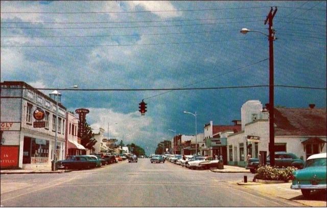 old fairhope town