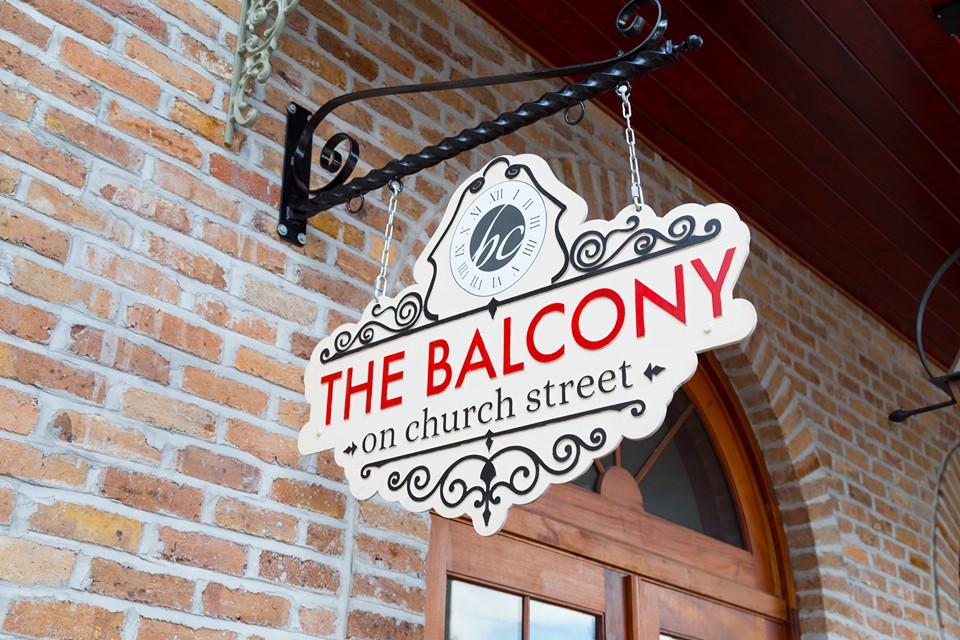 the balcony on church street