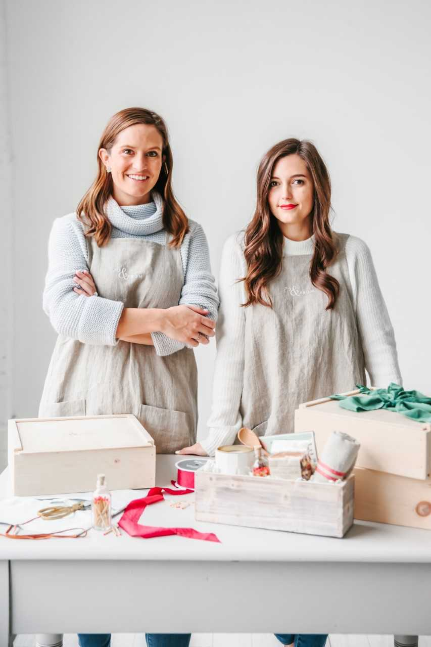 Allison Barshop & Meg Margiotta - To & From Gifts, Co-FoundersInstagram: @toandfromgifts @alibarshop @megmargiotta