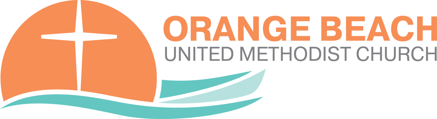 EVENTS — Orange Beach UMC