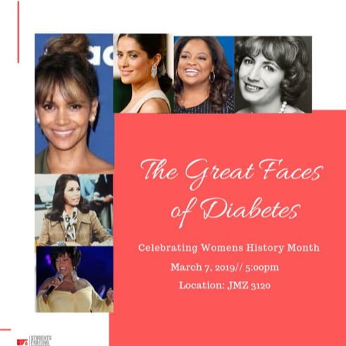 the great faces of diabetes