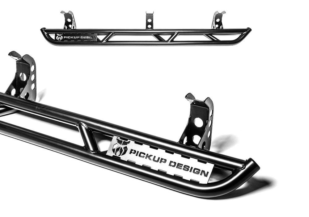 Pickup Design Terrain side steps