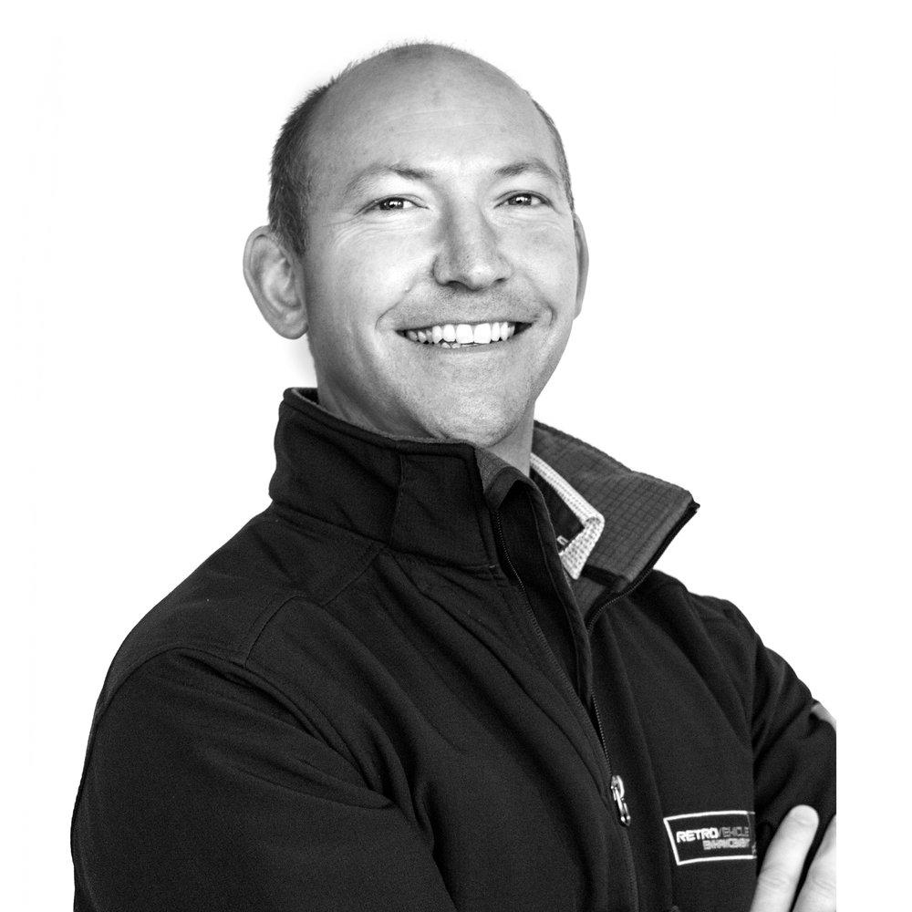Mark Stanners - Business Development Director & Design