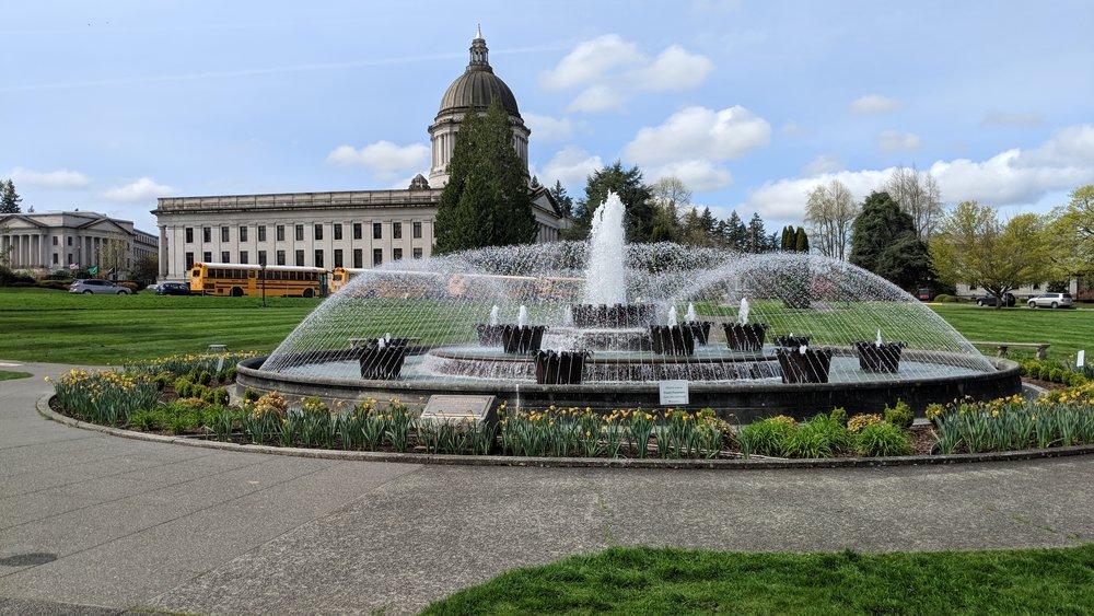 Tivoli Fountain Upgrades