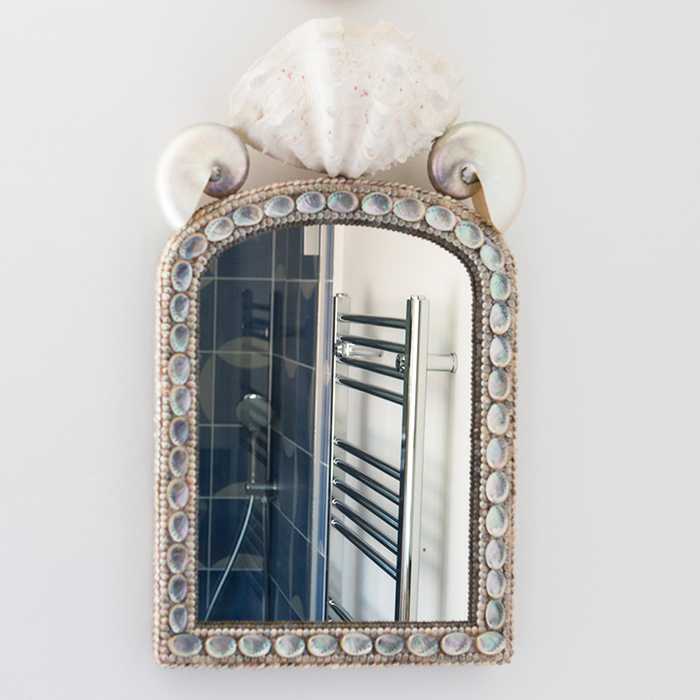 GIANT CLAM MIRROR