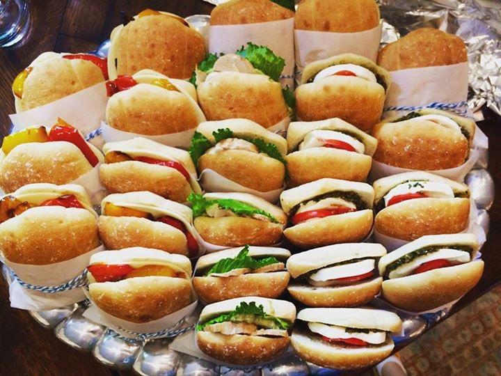 Ciabatta Sandwich Tray