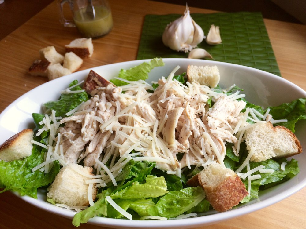 Signature Salads - Green To Go's signature line of salads, permanently on the menu