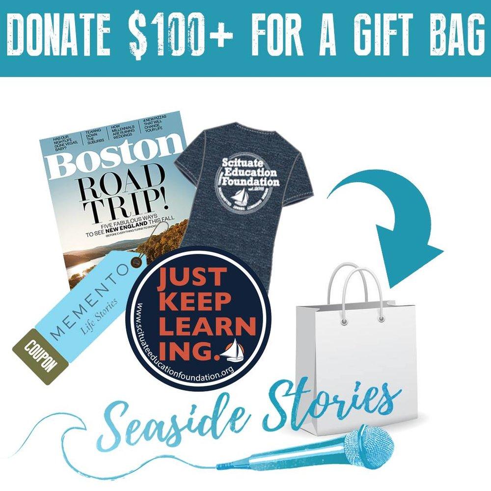 Gift Bag Graphic