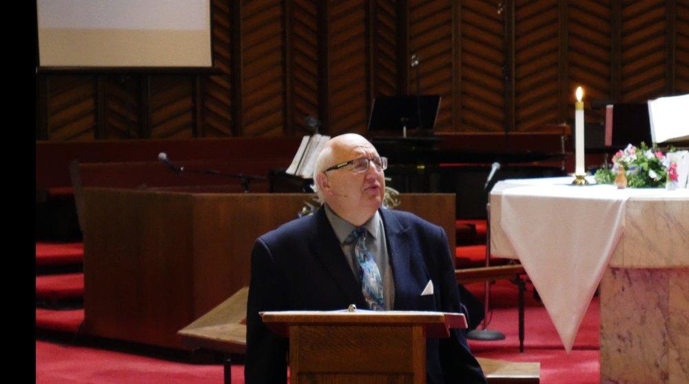 Pastor Don
