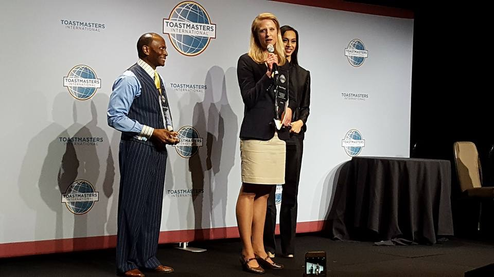 Semifinals victory speech