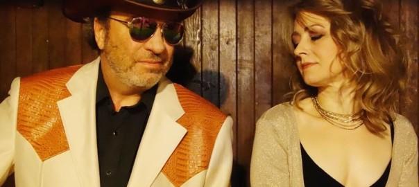 Ann Rosenquist Fee and Joe Tougas star as Hank and Rita. Photo courtesy Terri Ryburn.