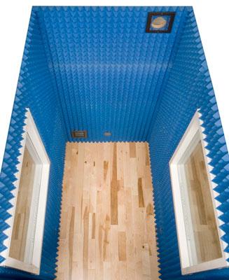 Blue Interior Gold Series