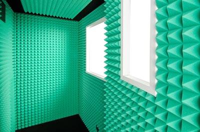 Kelly Green Studio Foam Interior