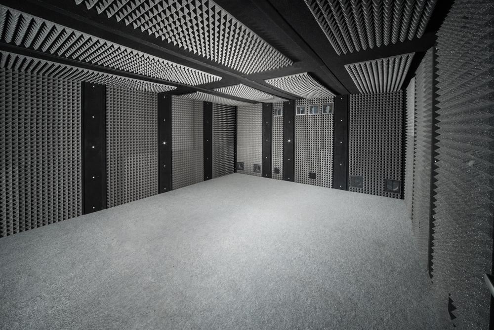 Platinum Series VocalBooth Interior