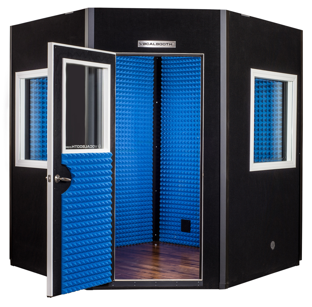 14K Diamond Platinum VocalBooth