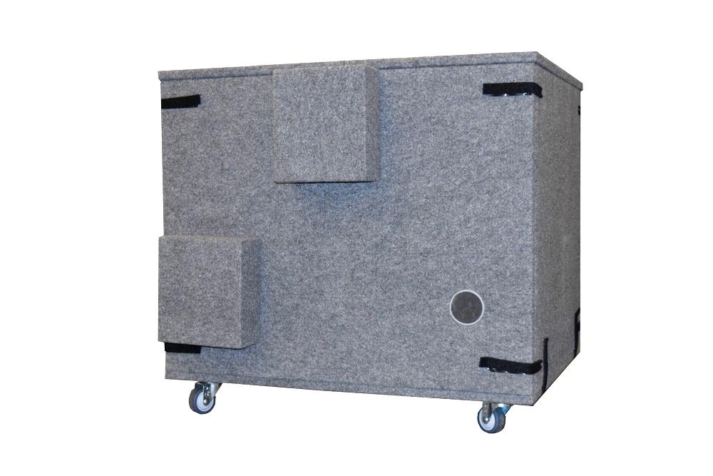 VB Amp Box - Vent Silencers