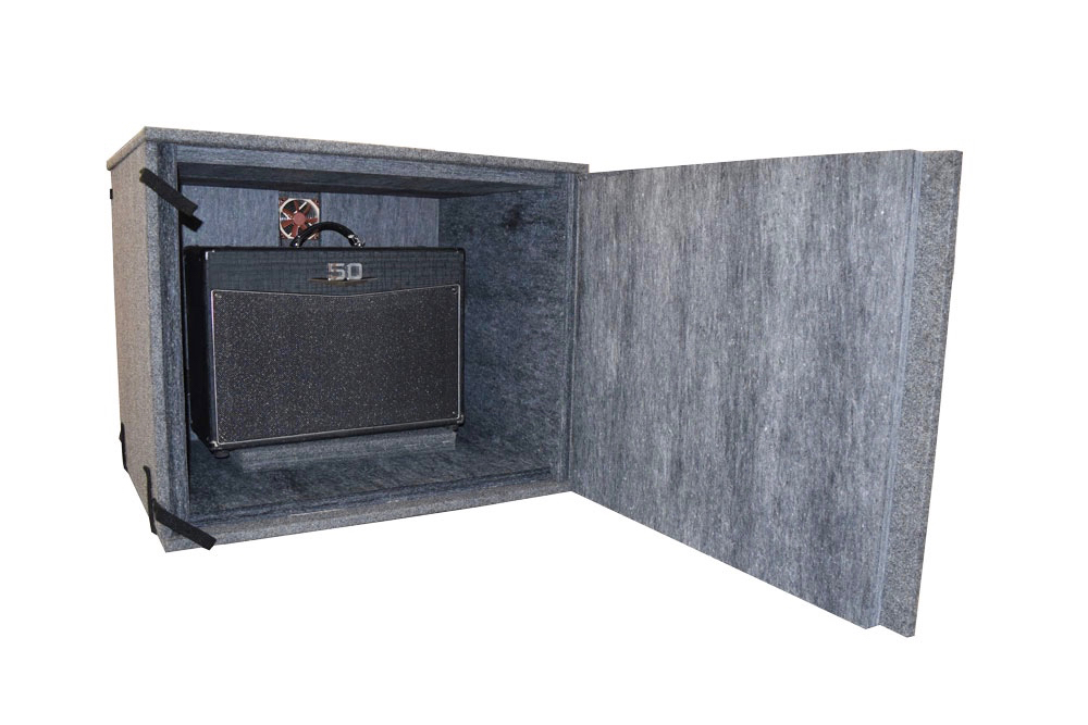 Guitar Cab Isolation