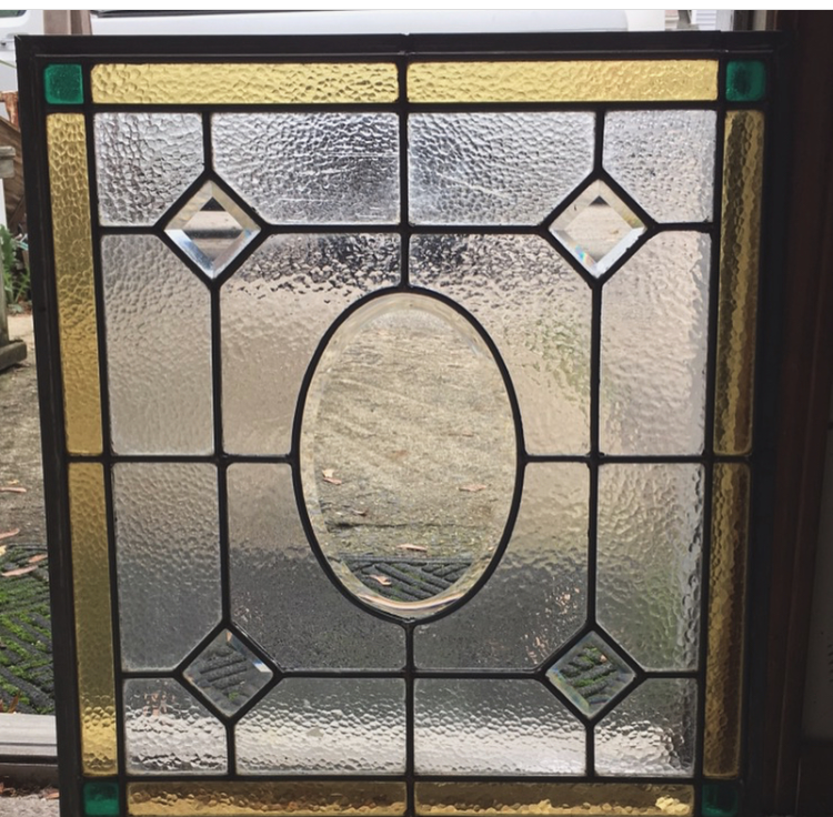Repaired for David Albert Stained Glass