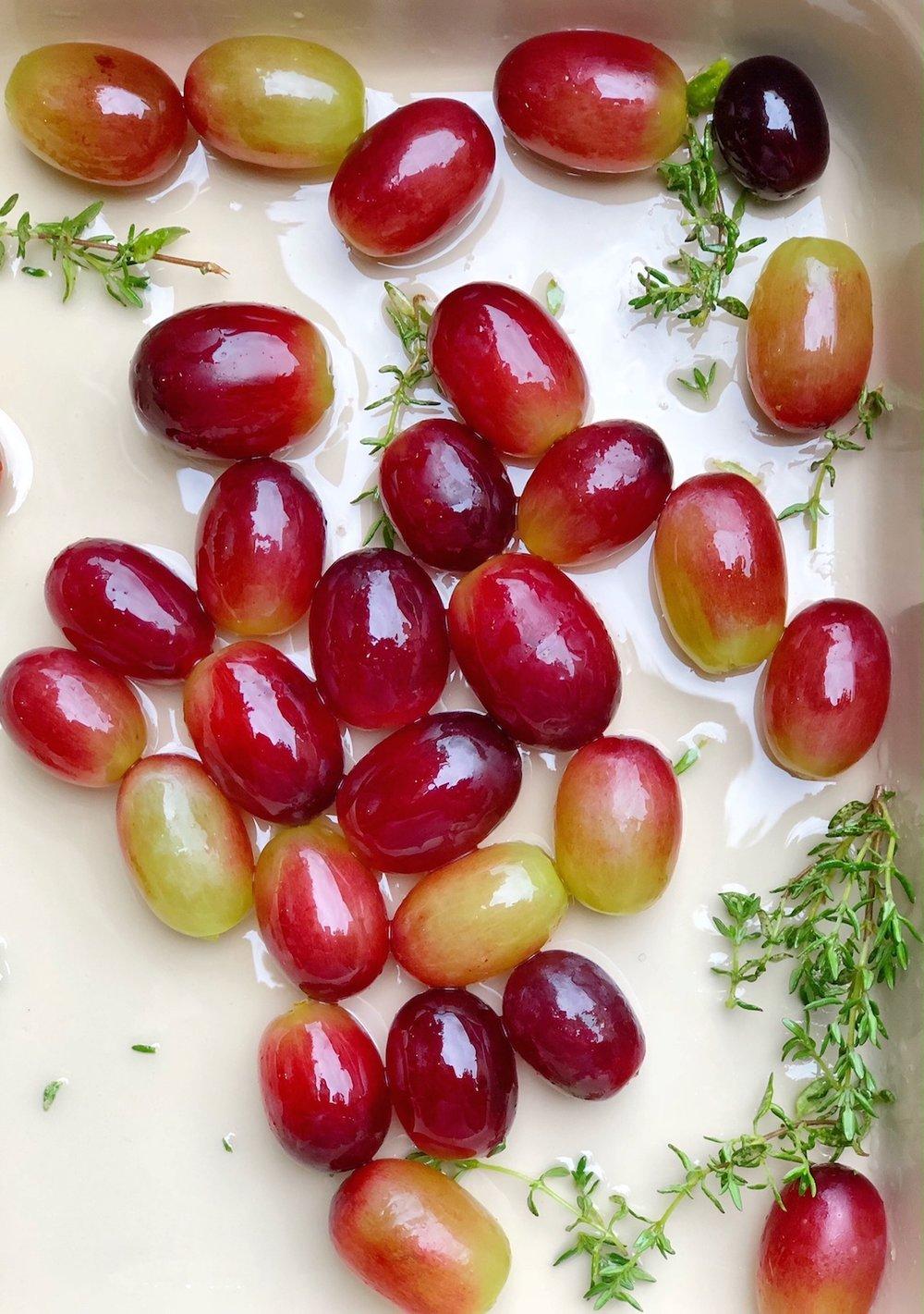 grozdje i majcina dusica
