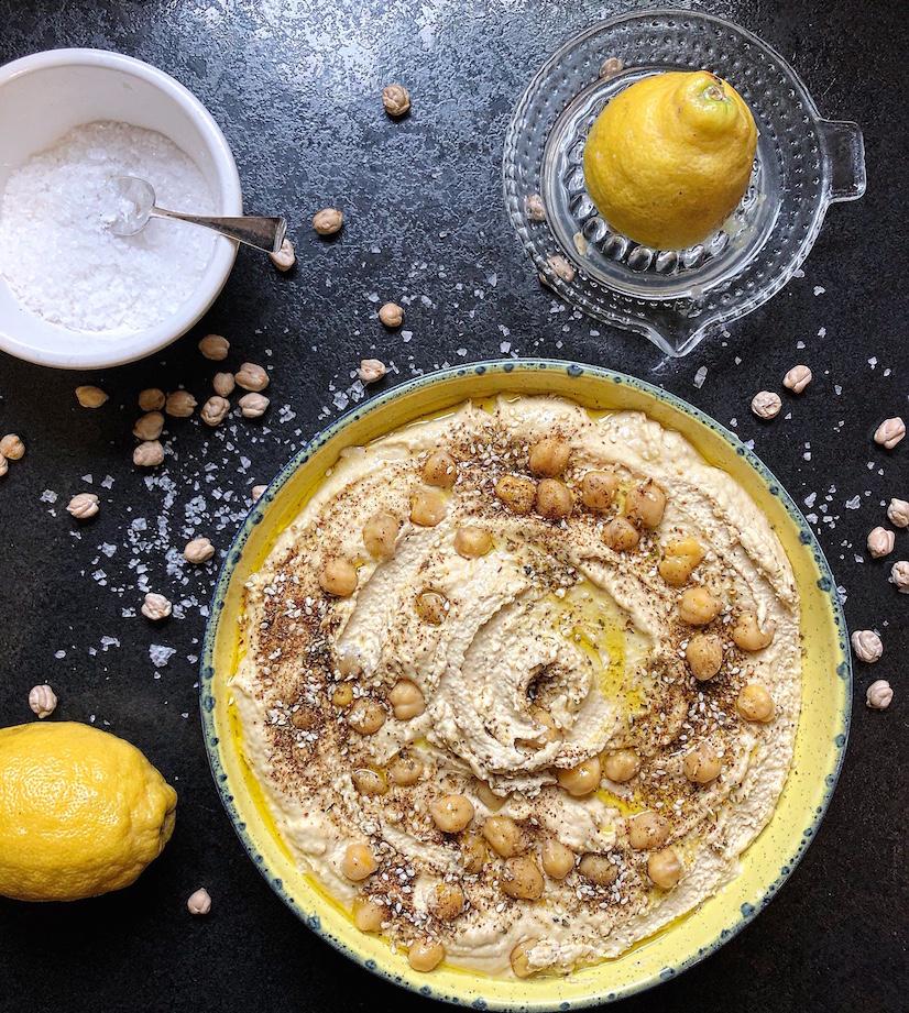 humus od leblebija