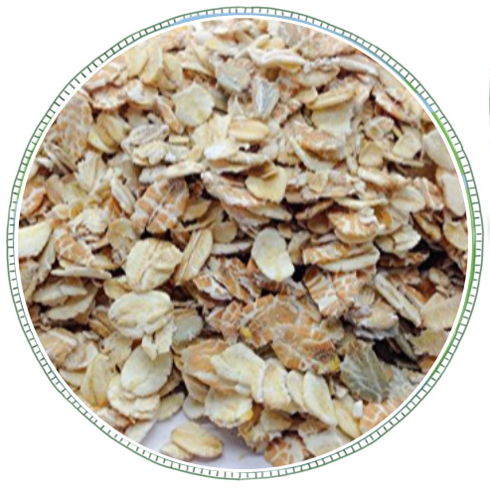 Cereal Base - A mix of Oat, Barley, Wheat and Rye Flakes