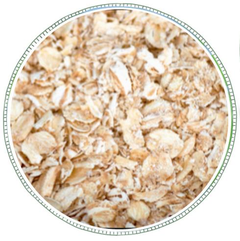 Gluten Free Oat Flakes -