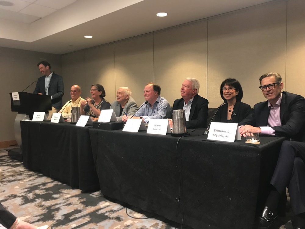 """Bail, Jury or Affidavit? Getting The Legal Facts Correct"" Author Panel:   Jonathan Putnam, Rick Acker, Nancy Allen, Ronald Barak, John Dobbyn, Al Giannini, Marti Green, and William L. Myers, Jr."