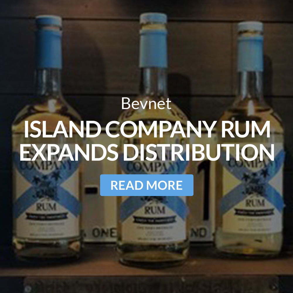 BevNet: Island Company Rum expands distribution.