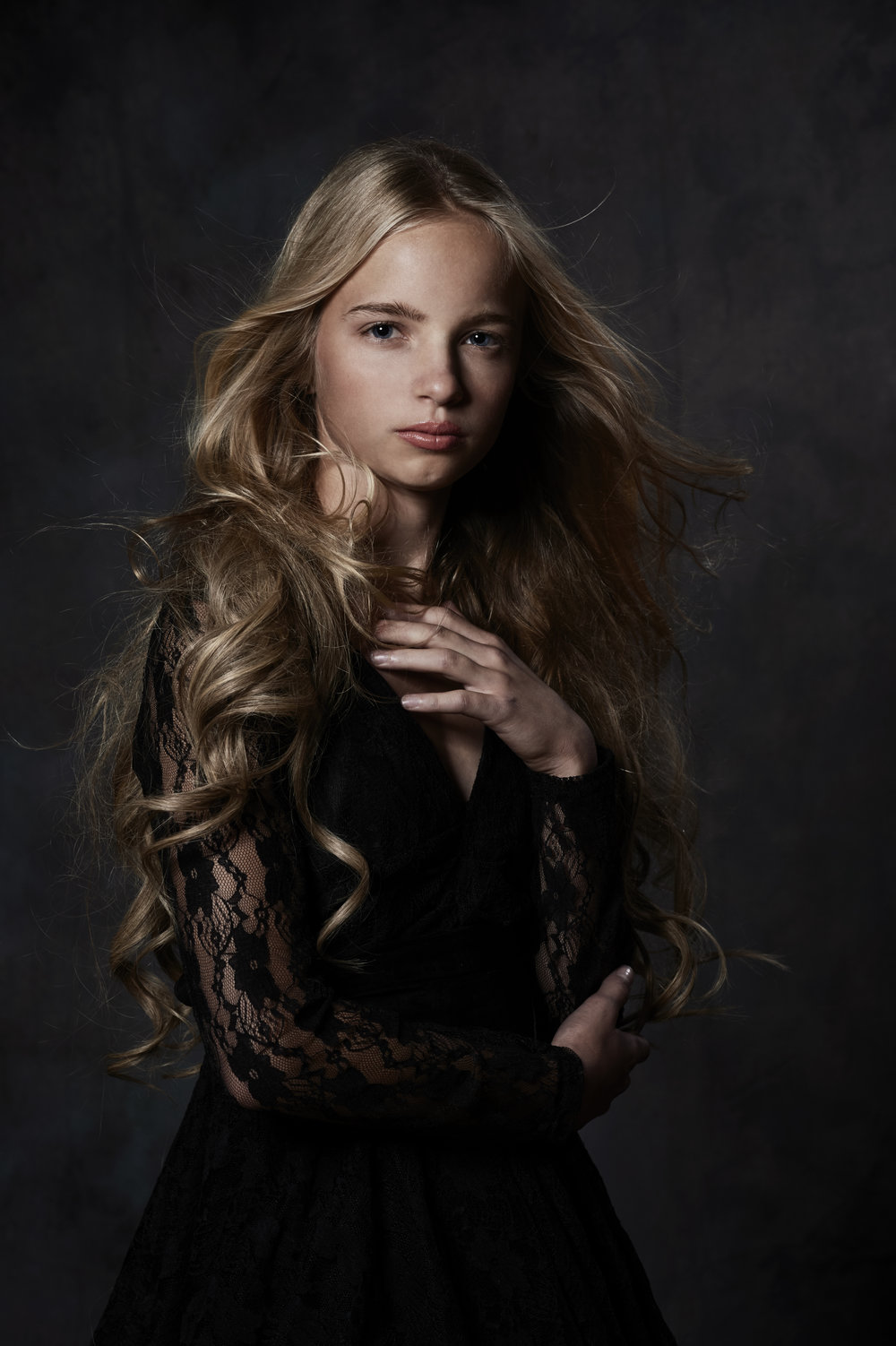Marta-Hewson-Themed-portrait-fashion-hair-extentions-blowing.jpg