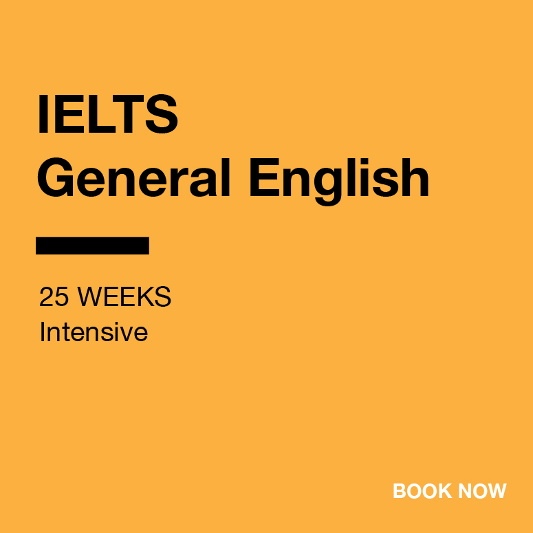 € 3500 - 21 hours tuition per weekAwarding Body: British Council / CELA / IDP AustraliaIntake: WeeklyDuration: 25 weeksStudy Mode: Full Time