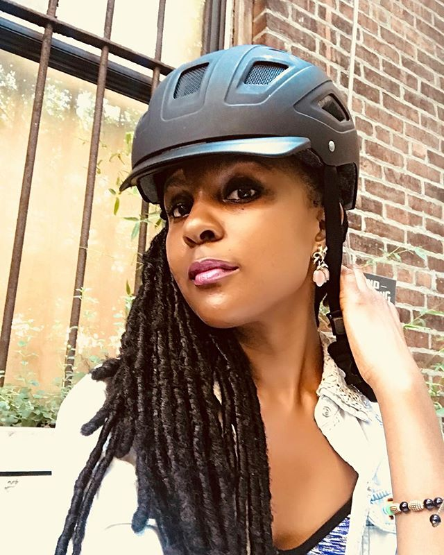 #helmetlife 🚲🚲.....#biking in #BK.....trying to live my life safely. These streets be trying me on my ride🚲🚲🚲😩😂😂. But for real....#safetyissexy 👌🏾