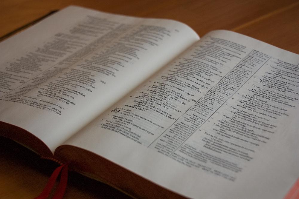 Sunday and Wednesday Sermons -