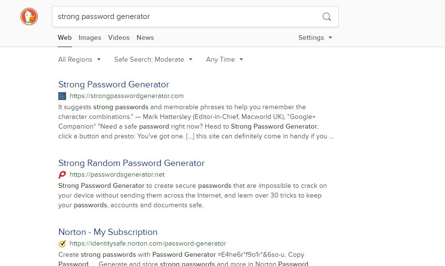 How To Create and Store Strong Passwords — Oedema5 com