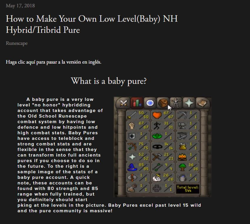 How to Make Your Own Low Level(Baby) NH Hybrid/Tribrid Pure